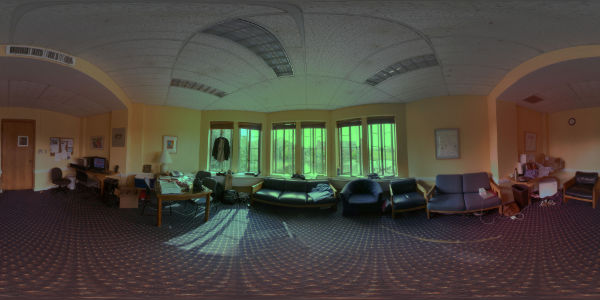 Day Student Lounge Panorama