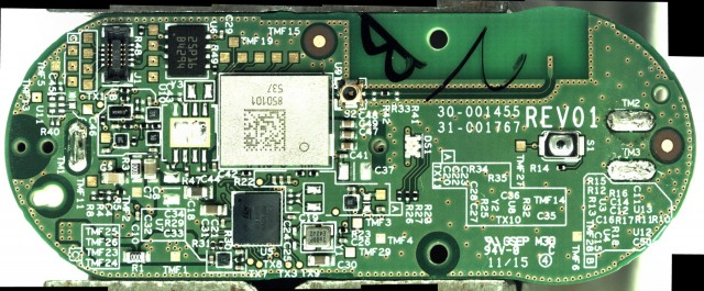 Front of PCB (with Components)